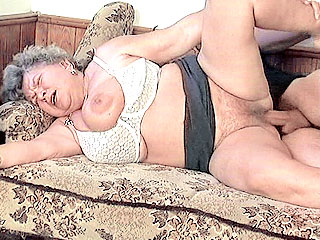 Chubby Mature Spreading her Pussy